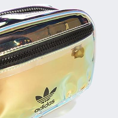 adidas Originals Iridescent Waist Pack, Bolsa para Mujer, Radiant Metallic, talla única: Amazon.es: Zapatos y complementos