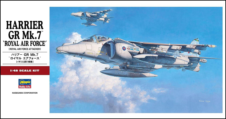 Hasegawa hapt36//échelle 1 48/Harrier GR7/Royal Air Force mod/èle Kit