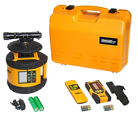 johnson level and tool dual grade laser