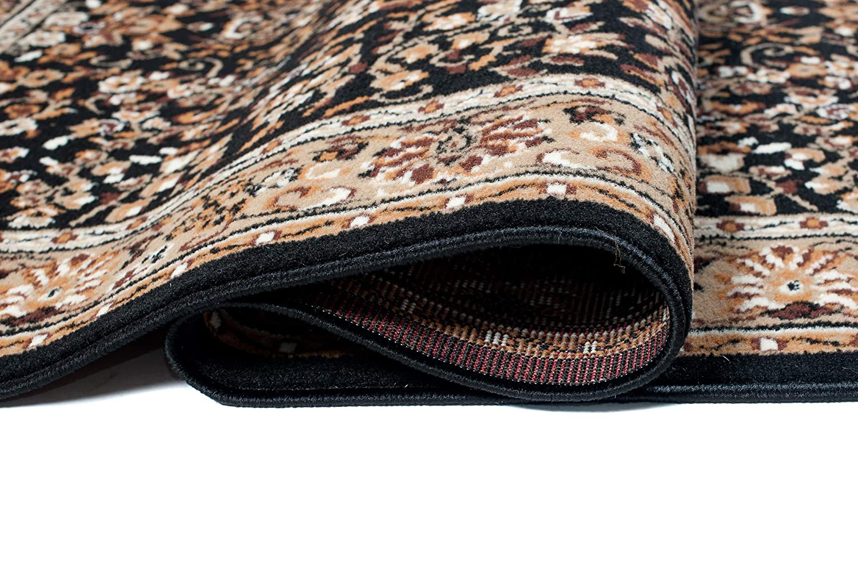 Carpeto Rugs Teppich Orientalisch Wohnzimmer Kurzflor Esszimmer Rot 180 250 x 250 180 cm XL bd6d4a