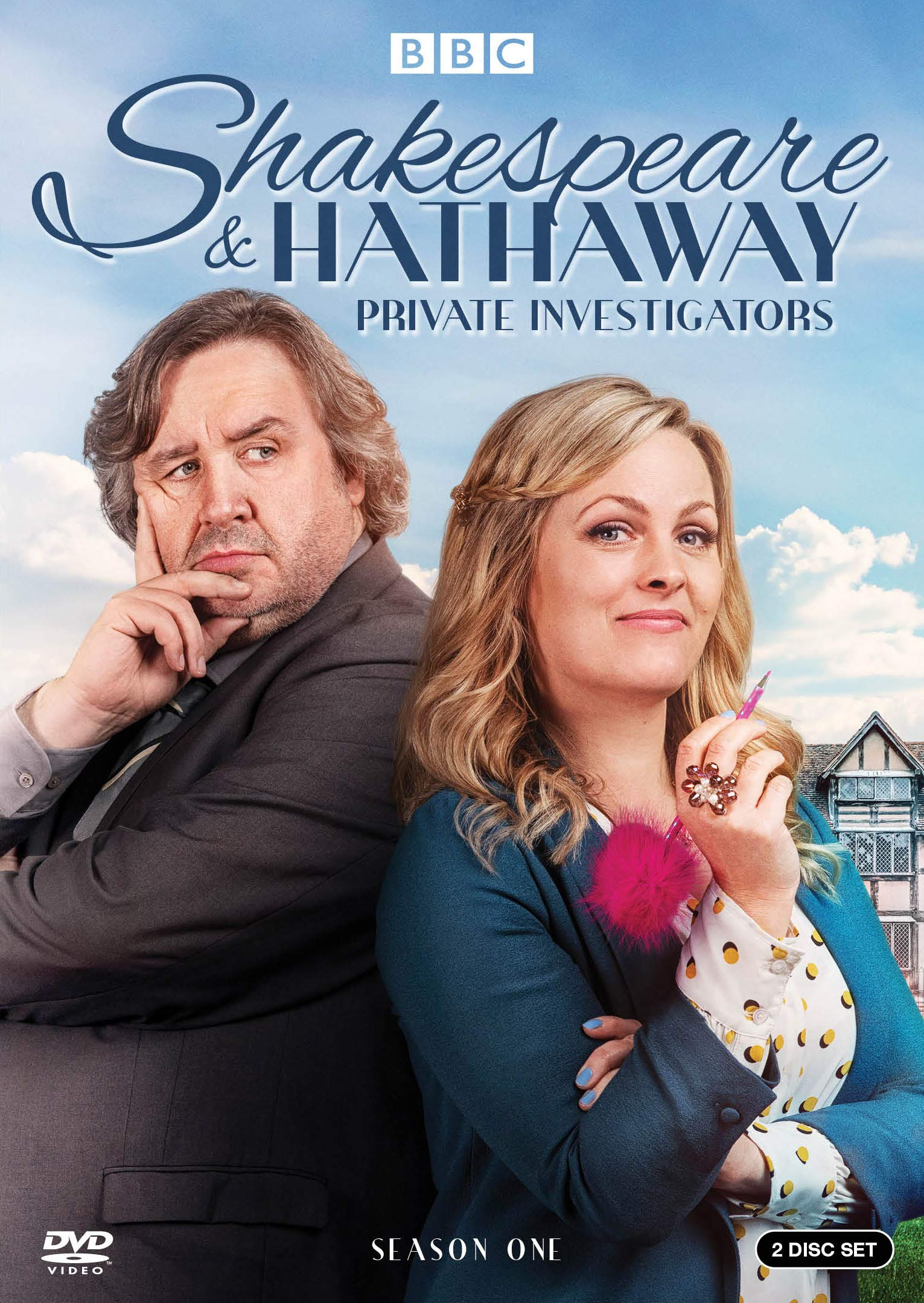 Book Cover: Shakespeare and Hathaway: S1