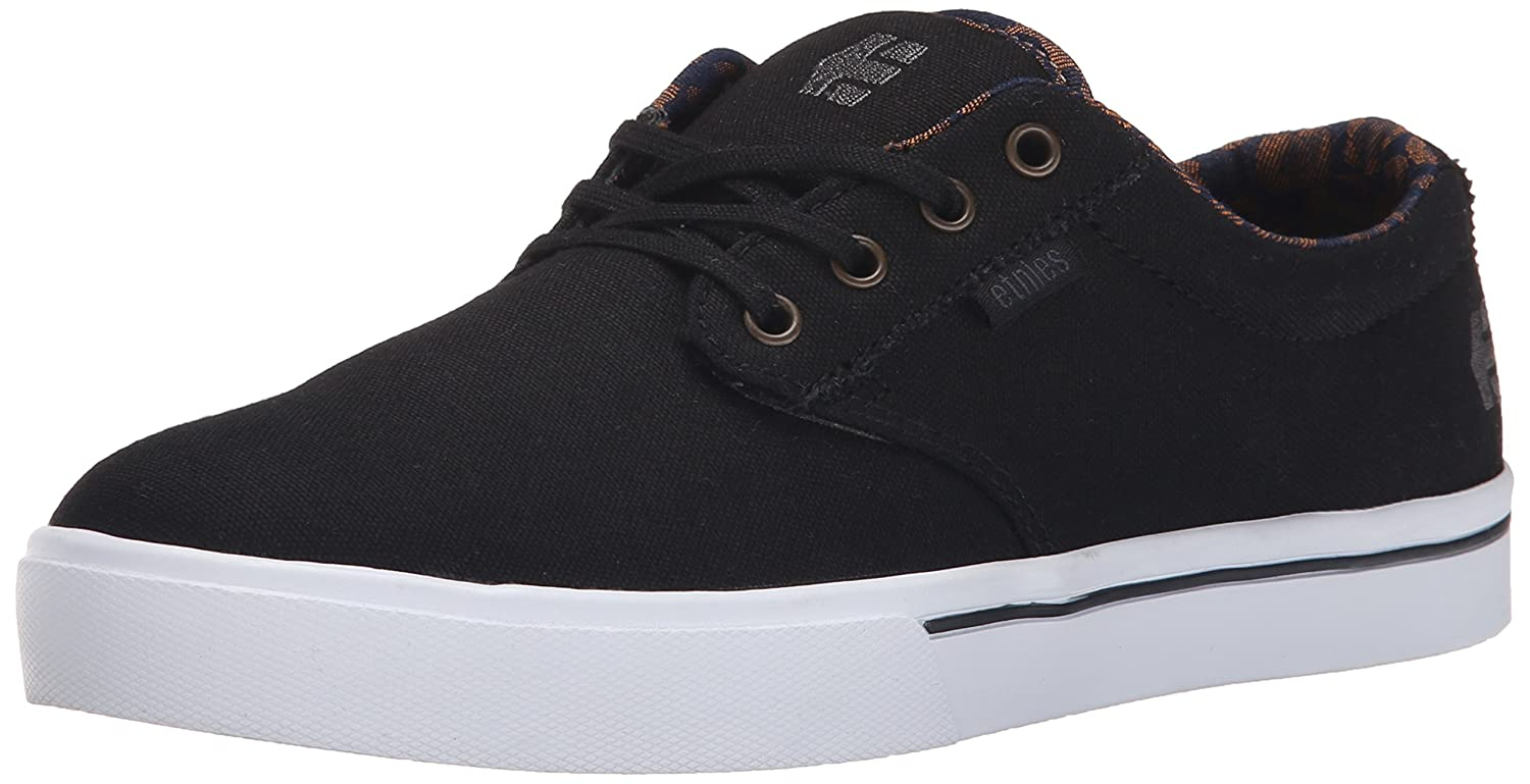 Etnies Jameson Baskets 2 Suede W, B06XJ3YMC8 Baskets Jameson basses femme Noir - Black/Glam a2dd18d - robotanarchy.space