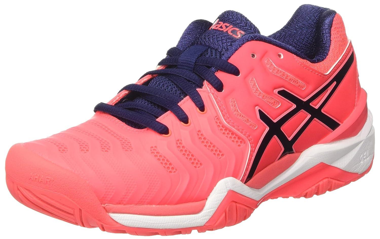 Asics Gel-Resolution 7, Zapatillas de Deporte para Mujer E751Y