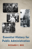 Essential History for Public Administration