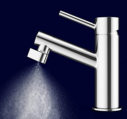 Altered Nozzle - Same Tap 98% Less Water - Dual Mode Sink Faucet Tap ...