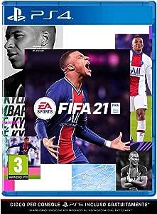 Fifa 21 PlayStation 4 [Edición italiana]