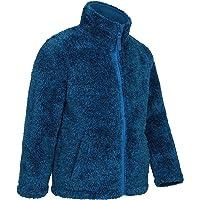 Mountain Warehouse Chaqueta Infantil de Forro Polar Yeti con Cremallera Completa - Ligera, de fácil Cuidado, cálida y…