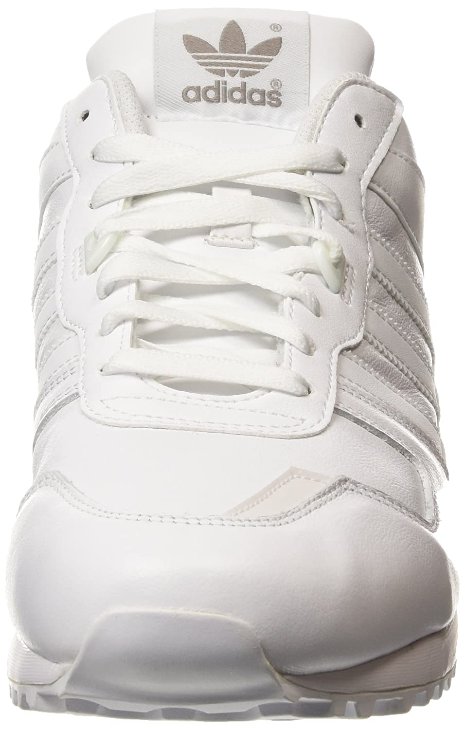 2ac888a66f0c6 adidas Unisex Adults  Zx 700 Running Shoes White Aluminum