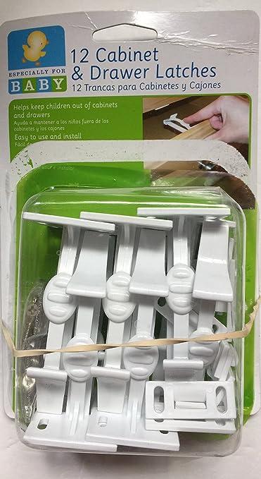 Dreambaby Mag Lock Blanco 1 clave