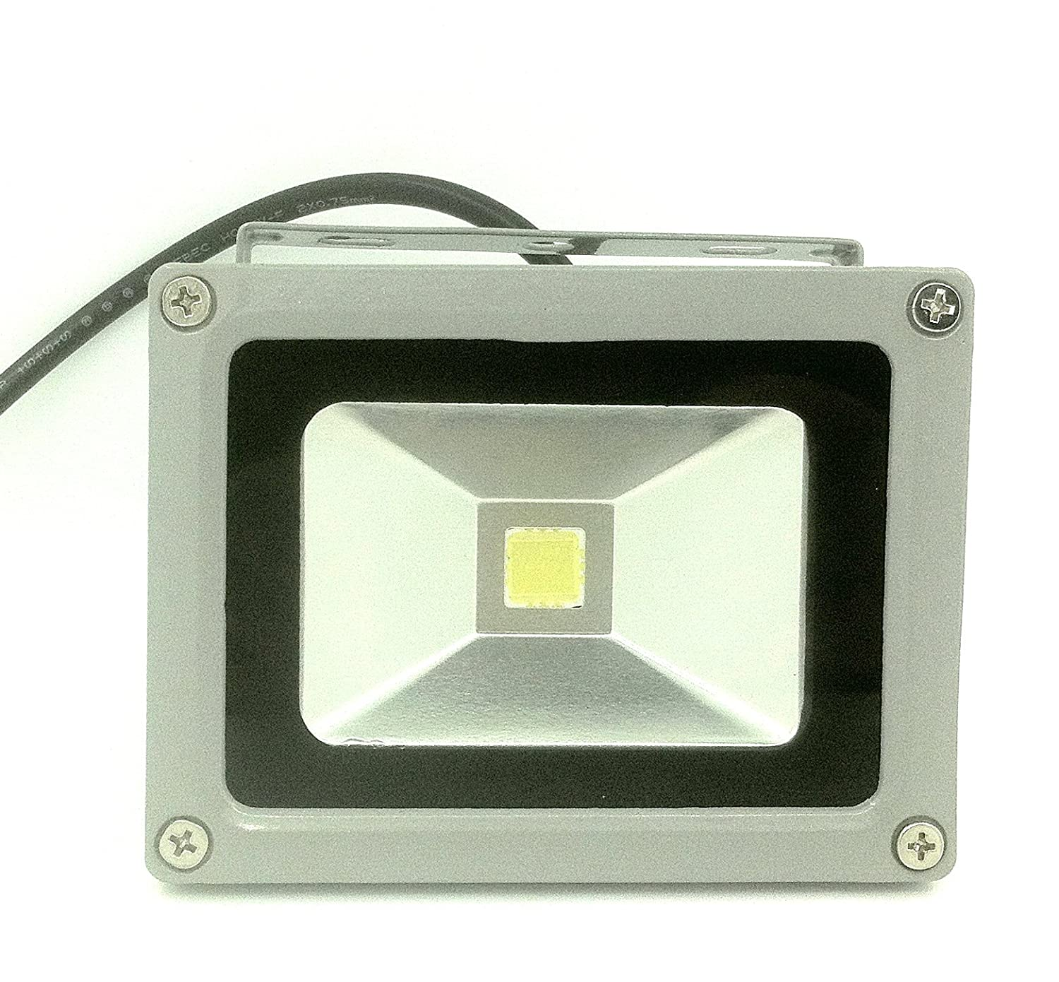 10w led flood light wiring 10w image wiring diagram glw 10w 12v ac or dc warm white led flood light high power on 10w led