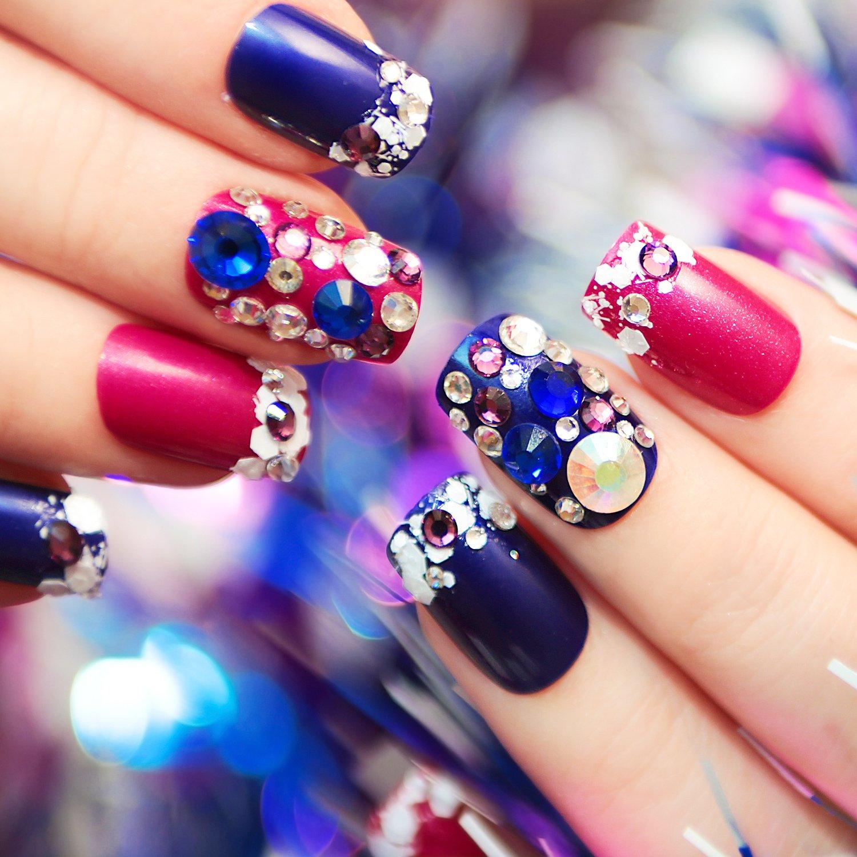 3456 Piezas de Cristales AB Diamantes de Imitación de Arte de Uña Cuentas Redondas Gemas Planas, 6 Tamaños Decoración de Uñas Maquillaje de Ojo Ropa Zapatos ...