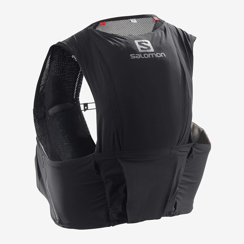 SALOMON Bag S//Lab Sense Ultra 8 Set Chaleco Unisex Adulto