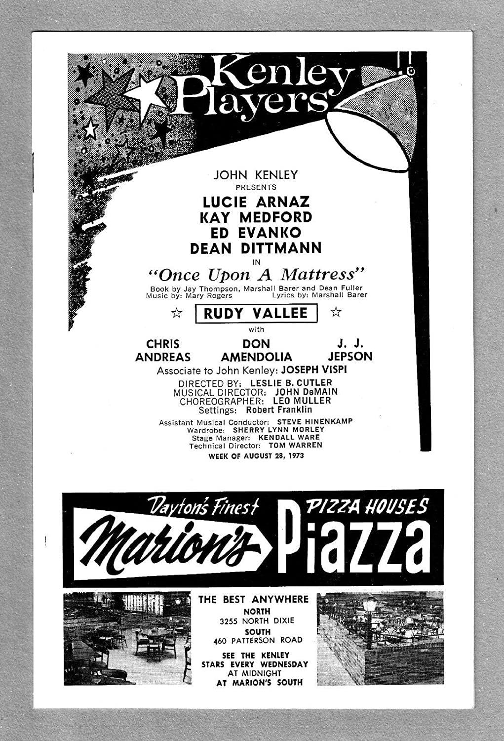 once upon a mattress broadway poster. Lucie Arnaz \ Once Upon A Mattress Broadway Poster C