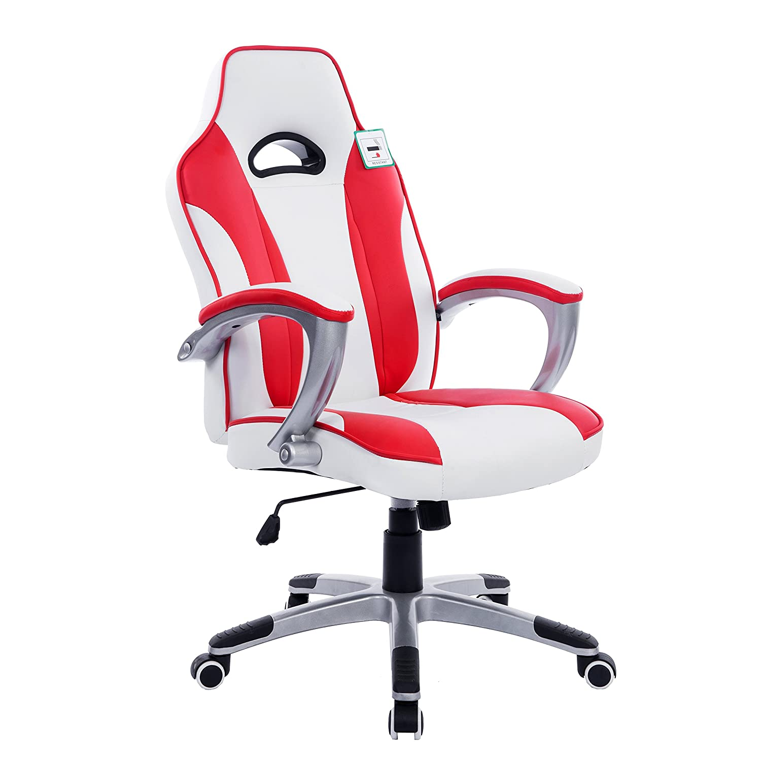 High Back Racing Sport Gaming Style puter fice Desk PU