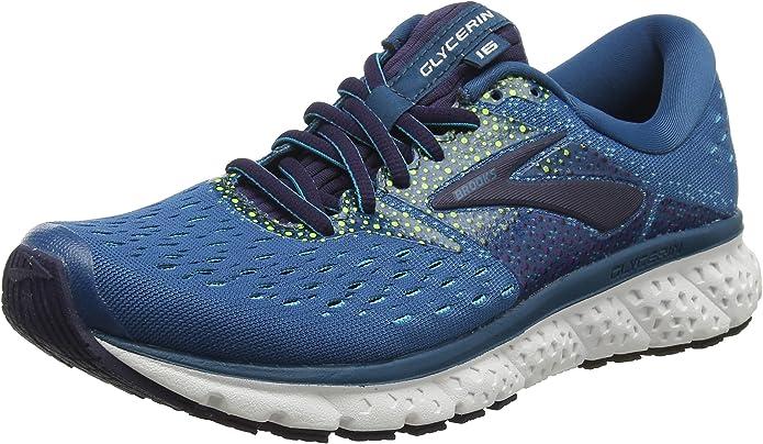 Brooks Glycerin 16 Sneakers Laufschuhe Damen Blau
