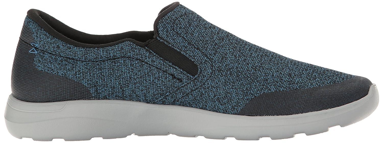 Crocs Kinsale Static, Zapatos de Cordones Brogue para Hombre, Gris (Charcoal/Pearl/White), 39-40 EU