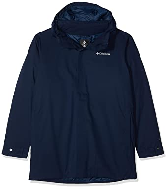 Columbia Blizzard Fighter Jacket Chaqueta Impermeable, Hombre