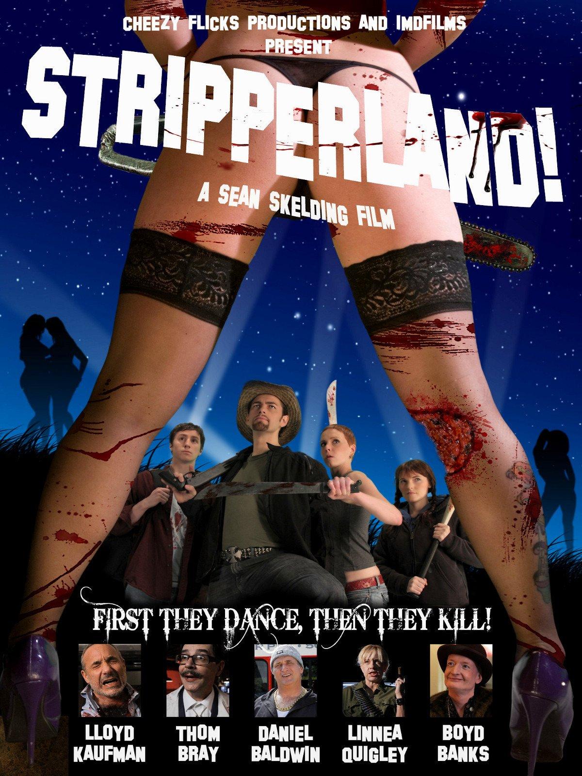 Stripperland on Amazon Prime Video UK