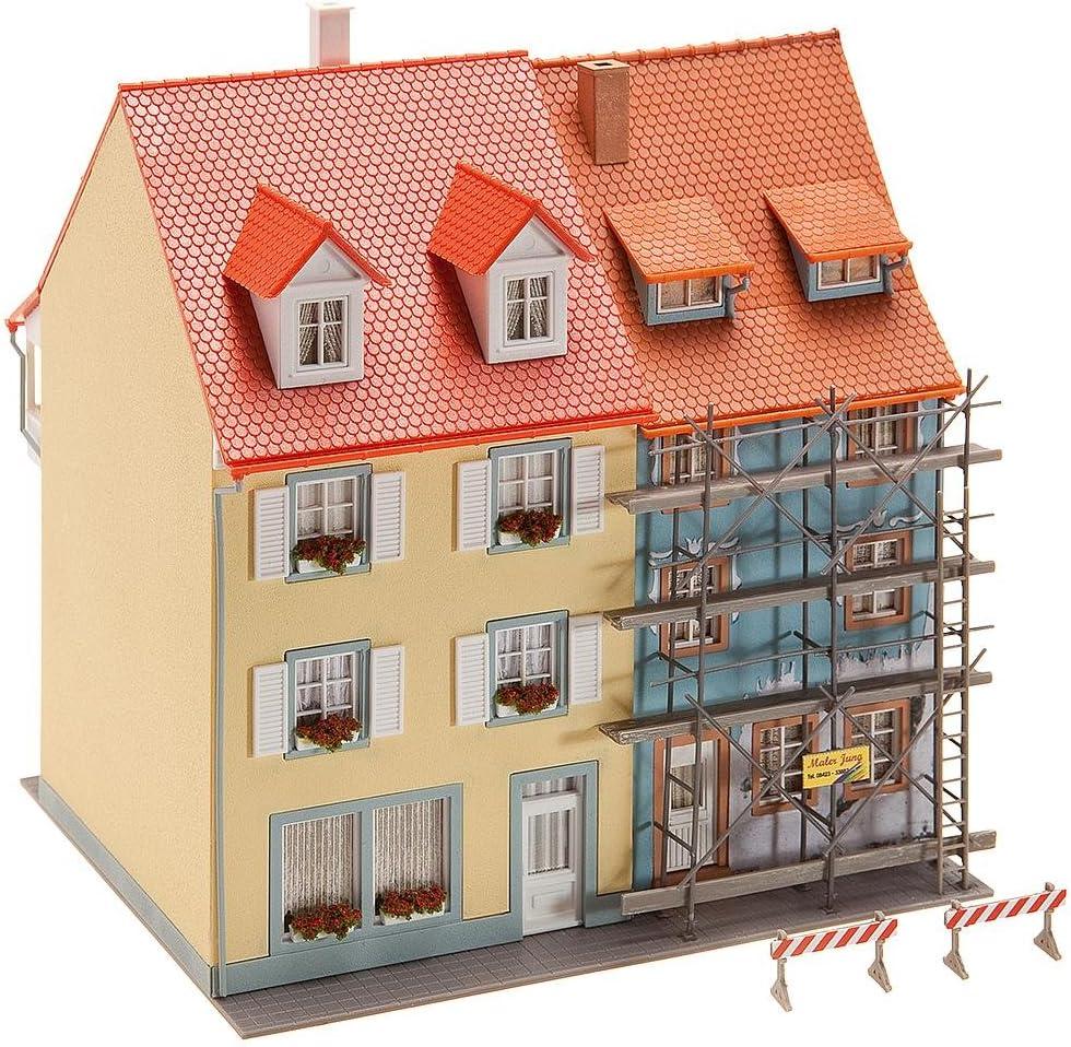 FALLER DB Administration Building Model Kit I HO Gauge 120235