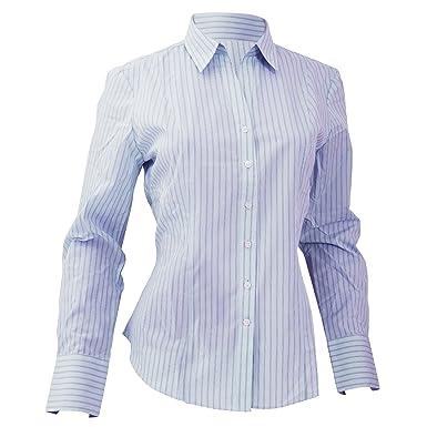 Brook Taverner Women's Perano Long Sleeve Blouse at Amazon Women's ...