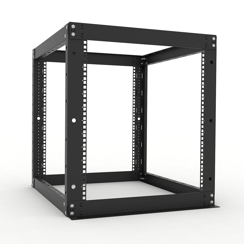 RackSolutions SonicFrame 12U Open Frame Network Rack 20-Inch Depth