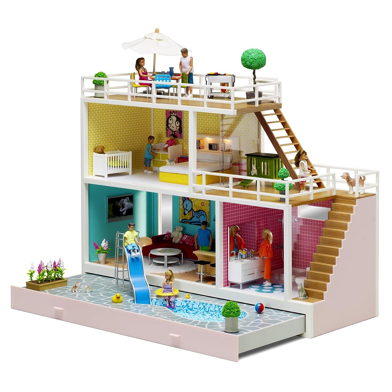 lundby puppenhaus puppenhausvergleich. Black Bedroom Furniture Sets. Home Design Ideas