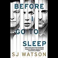 Before I Go To Sleep (English Edition)