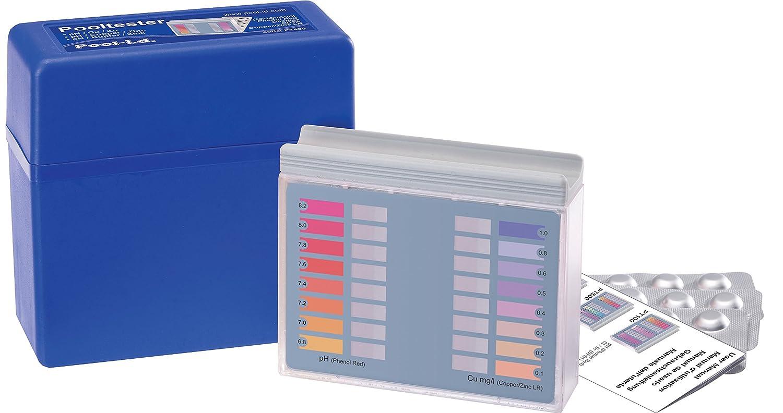 Pool Blue I.D Tester, 11.2 x 11 x 4.5 CM, PT400: Amazon.co.uk ...