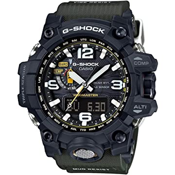 top selling Casio G-Shock Mudmaster Black-Tone