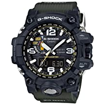 Casio G-Shock Mudmaster Black-Tone