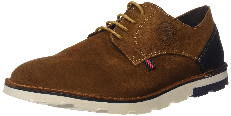 Coronel Tapioca C02-07, Zapatos de Cordones Brogue para Hombre