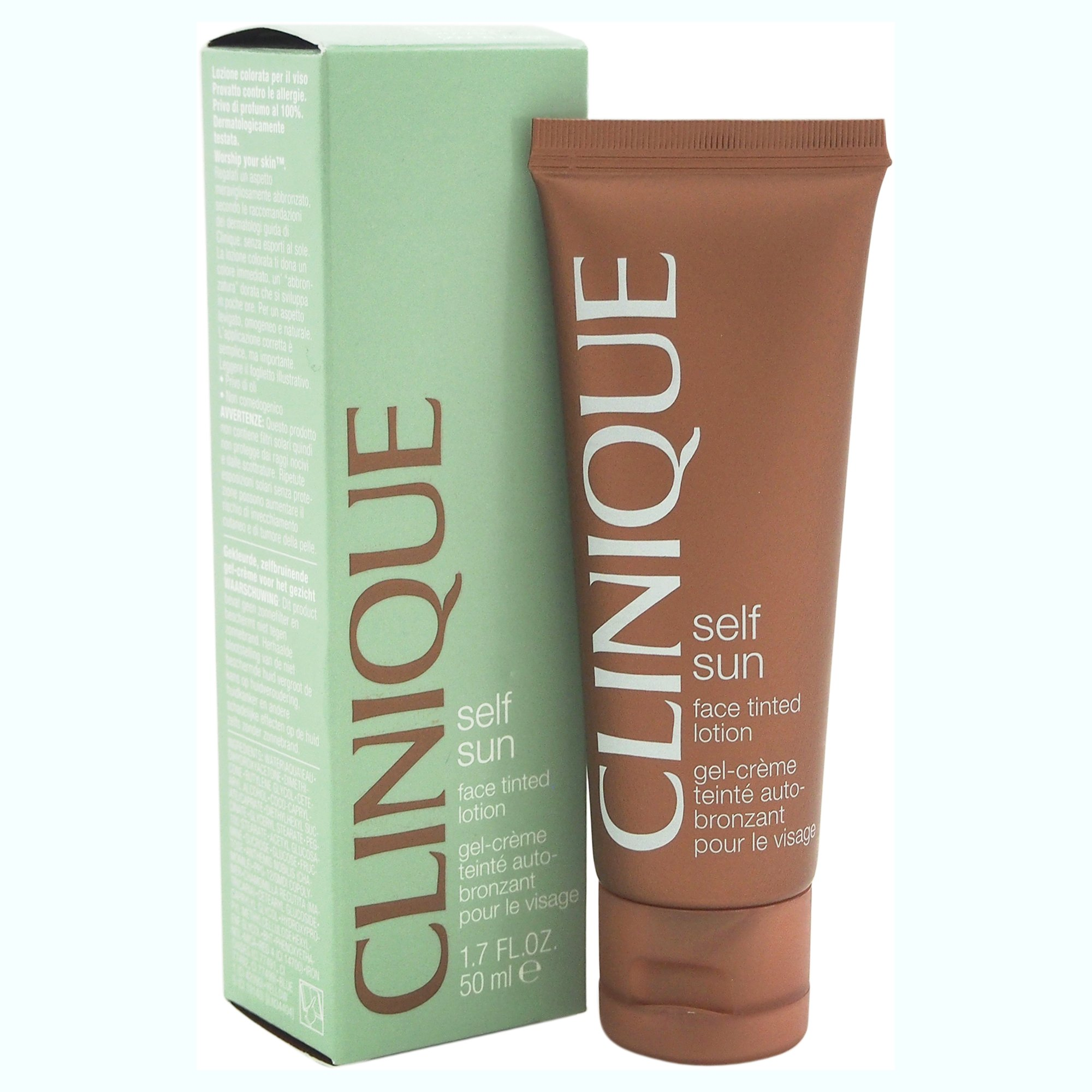 Clinique Self Sun Face Tinted Lotion, 1.7 Ounce by Clinique