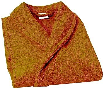 Home Basic Kids - Albornoz con capucha para niños de 4 años, color butano: Amazon.es: Hogar