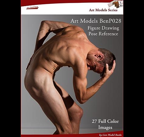 Amazon Com Art Models Benp028 Figure Drawing Pose Reference Art Models Poses Ebook Johnson Douglas Kindle Store