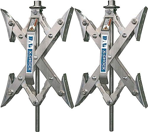 BAL X-Chock Wheel Stabilizer
