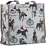 Harrods westie Cachorro Large Shopper bag - Bolso de mano ...