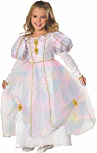Rainbow Princess Costume, Small