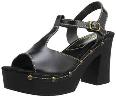 Sbicca Women's Biscayne Dress Sandal, Black, ...
