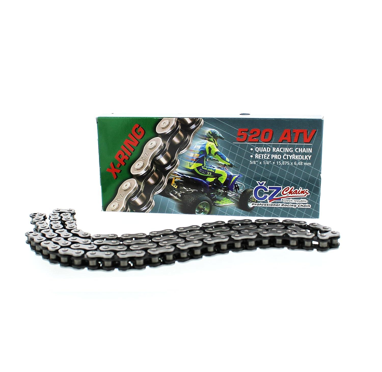 1989 1990 1991 1992 1993 Polaris Trail Boss 4X4 CZ ATV X-Ring Rear Chain 520-88L