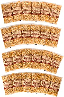 product image for Amish Country Popcorn | 24 (4 Oz Bags) Extra Large Caramel Type Kernels | Old Fashioned with Recipe Guide