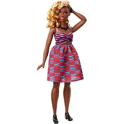 Barbie Fashionistas Doll 57 Zig & Zag: Toys & Games