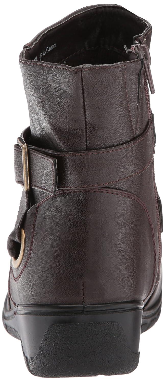 Easy Street Frauen Questa Rechtwinklige Rechtwinklige Rechtwinklige Spitze Fashion Stiefel Braun Groesse 8 US  39 EU 0a2e7b