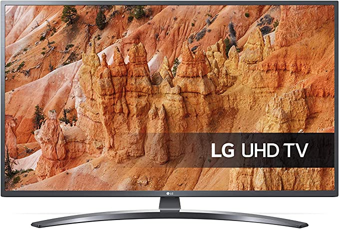 LG - Tv-Led-1651-Cm-65-Lg-65Um7400-Uhd-4K-Smart-Tv: Amazon.es: Electrónica