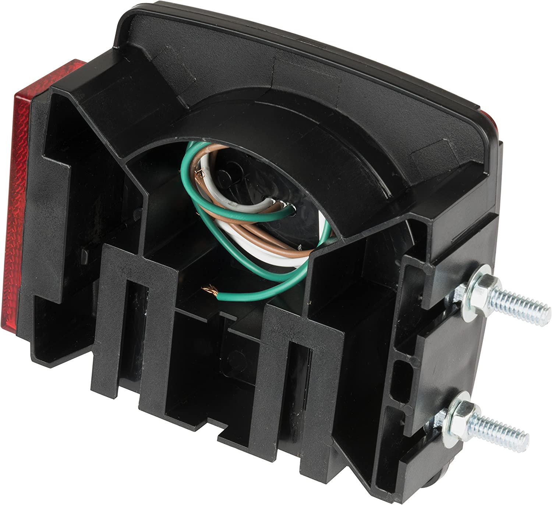 Blazer C7483RTM LED Square Submersible Stop//Tail//Turn Light Driver Side