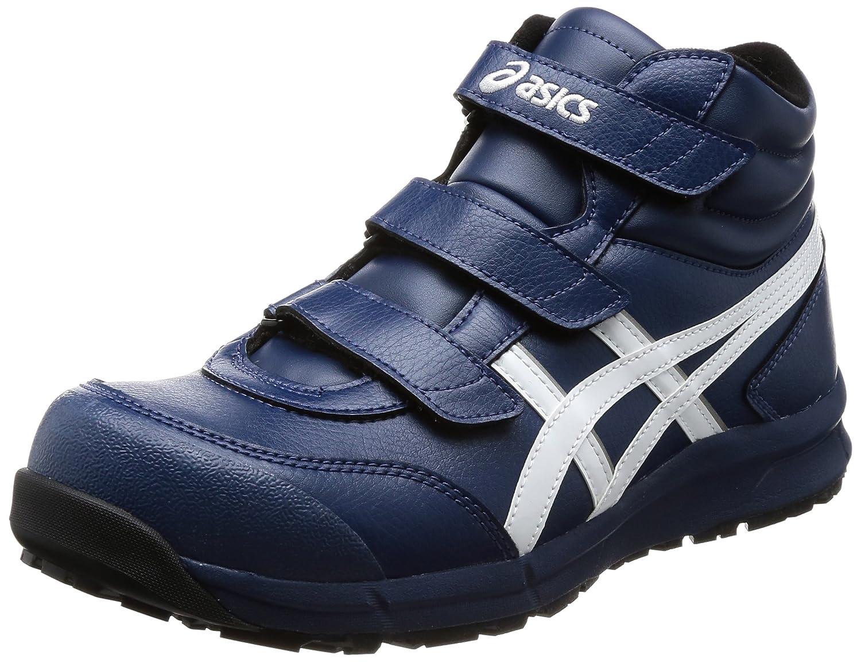 [アシックスワーキング] 安全靴/作業靴 作業靴 ウィンジョブCP302 B0773GTK4B 22.5 cm|ブラック/ブラック