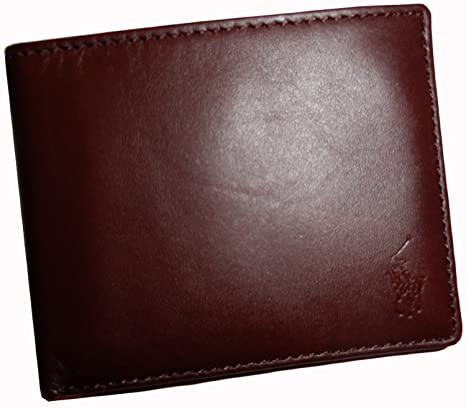 357a1b20 Polo Ralph Lauren Mens Leather Wallet One Size Brown: Amazon.ca ...