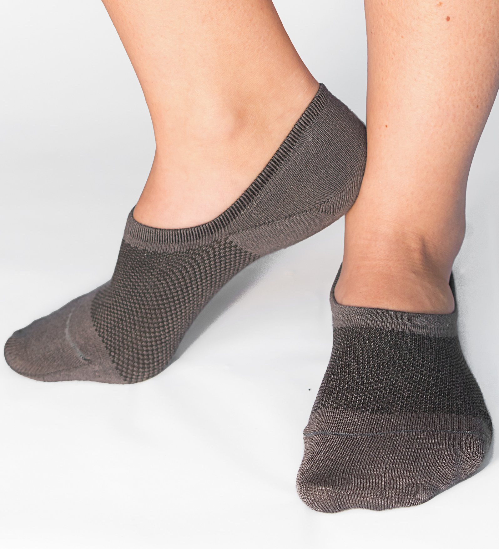 Bam&bü Women's Premium Bamboo No Show Casual Socks - 3 or 4 pair pack - Non-Slip by bam & bü (Image #8)
