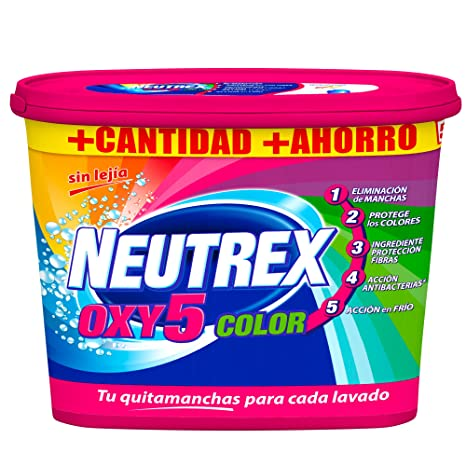 Neutrex Oxy Color Quitamanchas Polvo - 512g