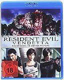 Resident Evil: Vendetta [Blu-ray]