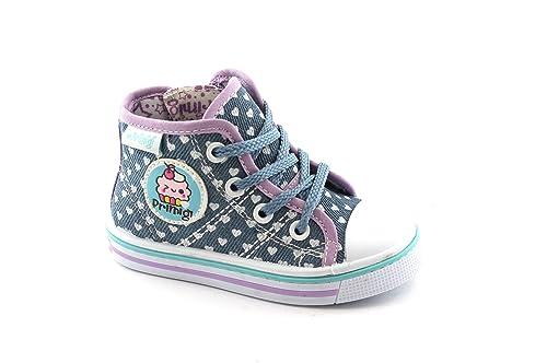 Sneakers con stringhe per bambini Primigi 3QRKC8Qzh